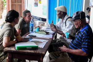 New Horizons 19 MEDRETE: Medical providers treat 9,575 Guyanese patients