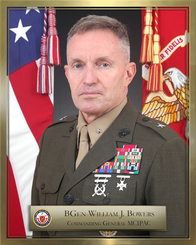 BGen William J. Bowers biophoto.