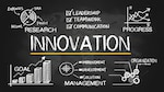 Innovation graphic courtesy of username Drona7 at Wikimedia commons licensed under Creative Commons ShareAlike 4.0.