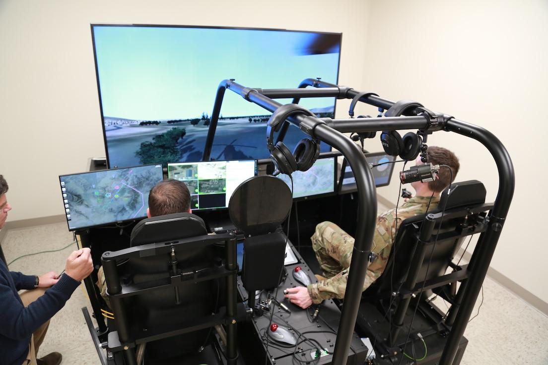 FORCE simulator