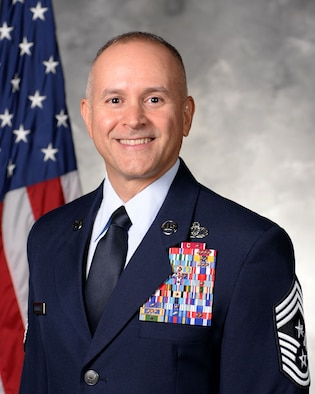 Command Chief Master Sergeant, 99th Air Base Wing