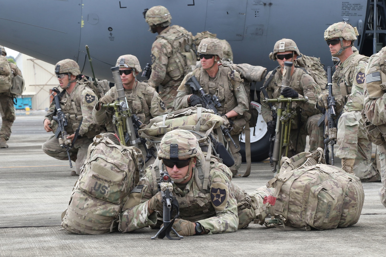 Stryker Brigade Combat Team Soldiers Bolster Relationships through Pacific Pathways