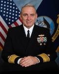 Vice Admiral Ricky Williamson