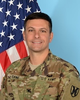 Col. Brad Bane, 21st Theater Sustainment Command Chief of Staff