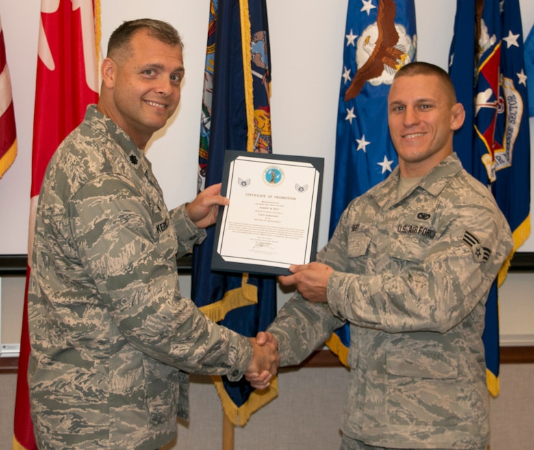 Best Promoted to Staff Sgt