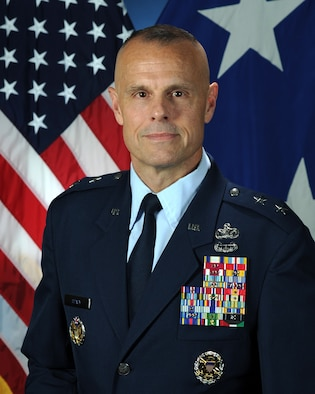 MAJOR GENERAL BRADLEY D. SPACY
