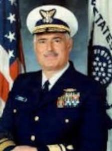 RADM James W. Underwood