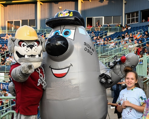 Each year the Scrappers provide free tickets to Youngstown Air Reserve Station's Reserve Citizen Airmen for their military Wednesday home games.