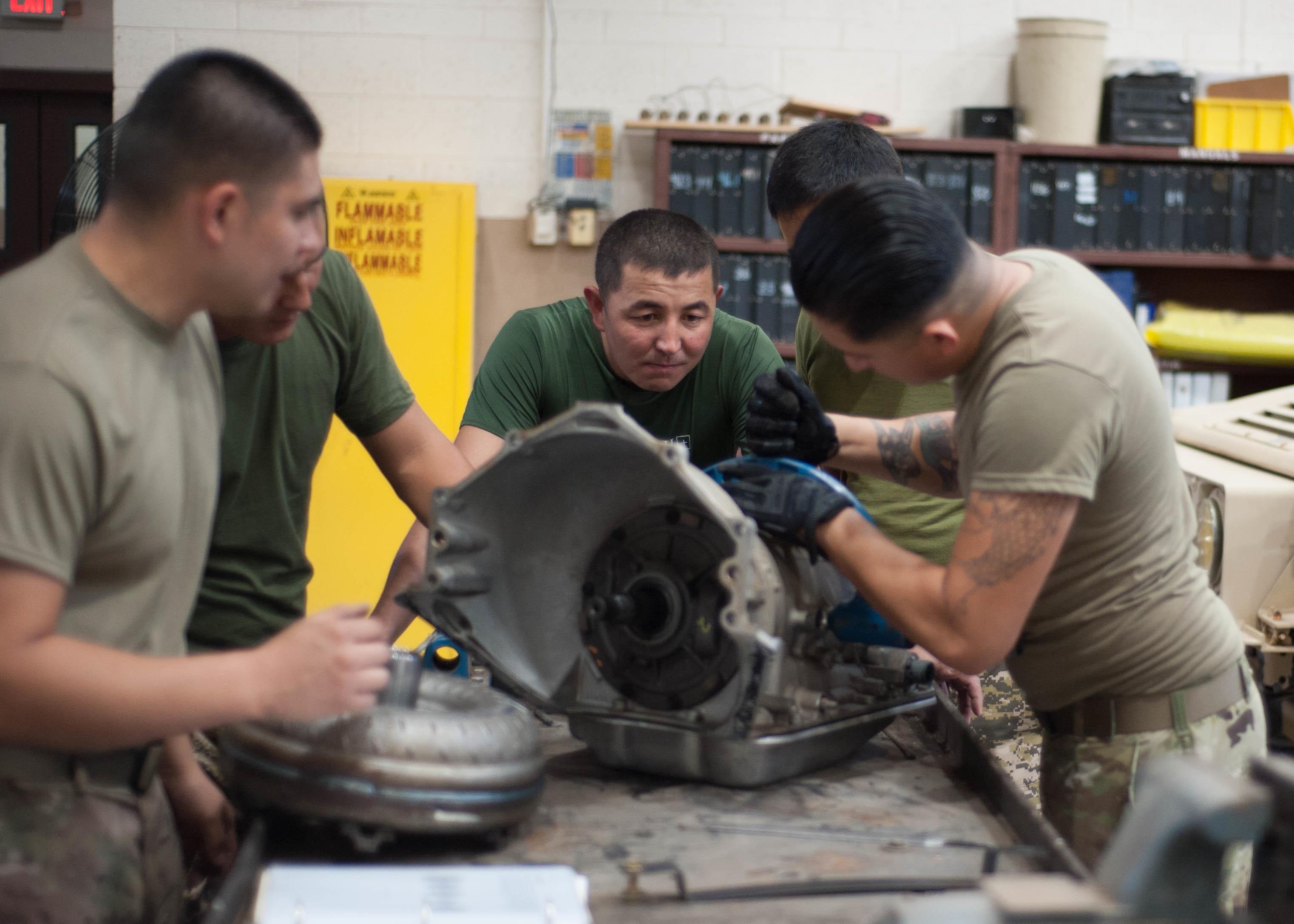 AZ Guard, Kazakh Service Members keep Partnership Rolling > U S