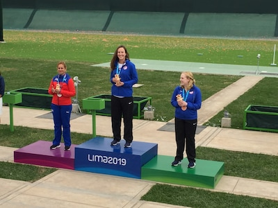 Army Soldier wins Gold at Pan American Games