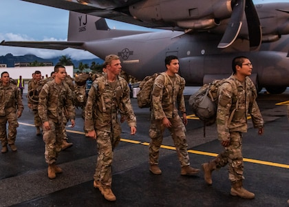 U.S. Army Teams with Fijian Military for Exercise Cartwheel 2019