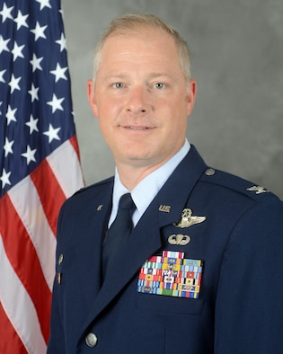 Col. Diehl official photo