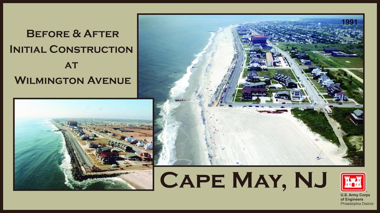 Cape May City Beachfill Project