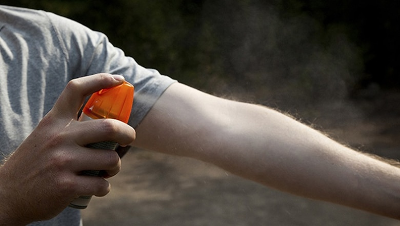According to the EPA, using the right insect repellent can discourage mosquitoes, ticks, and other insects from landing on you and biting you.
