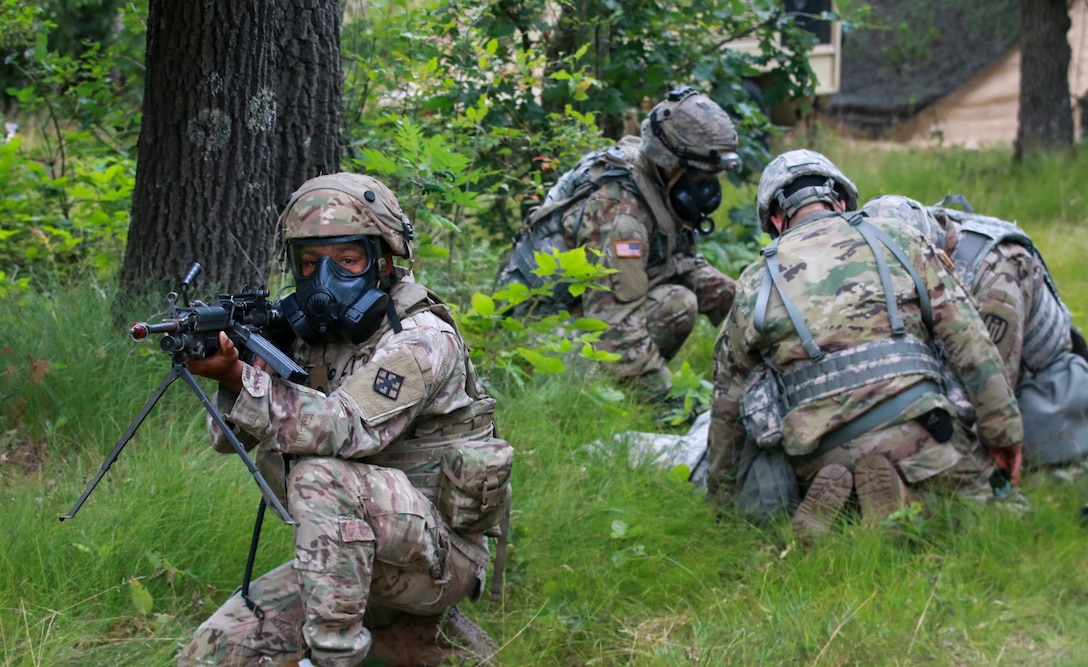 Realism Raises Readiness in Reserve Exercise
