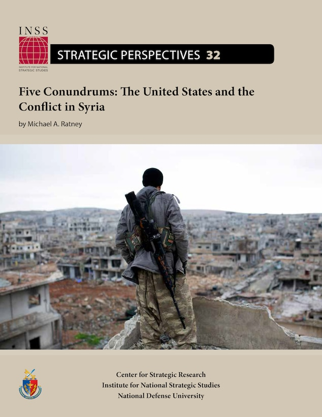 Five Conundrums: The United States and the
