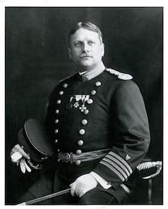 CAPTAIN WORTH G. ROSS