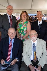 NUWC Division Newport honored for 150 years of service to the U.S. Navy