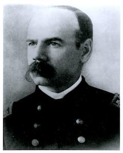 CAPTAIN LEONARD G. SHEPARD