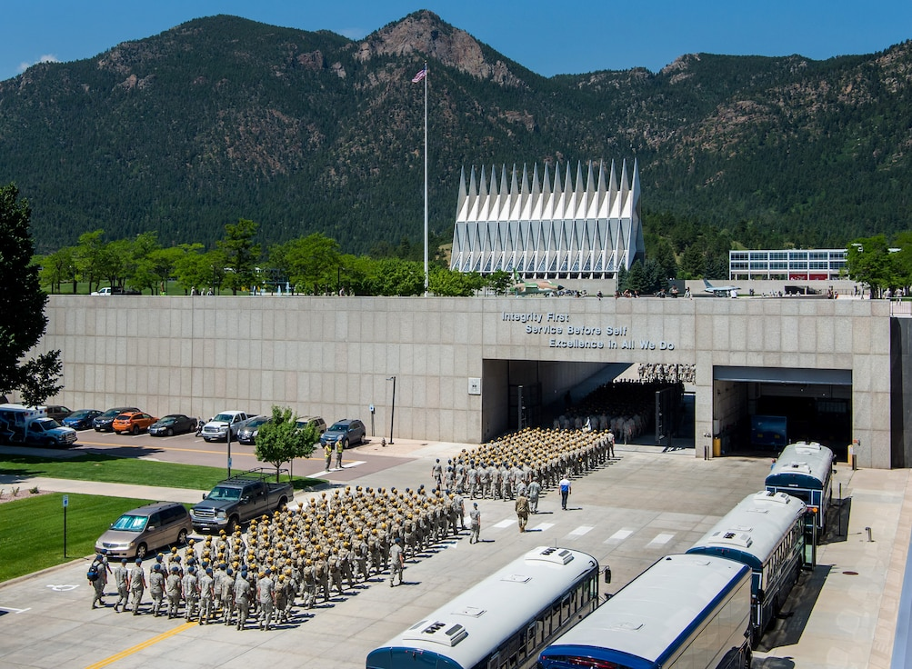 Air Force Academy Homepage