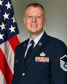 Official Photo of MSgt Anthony Balester