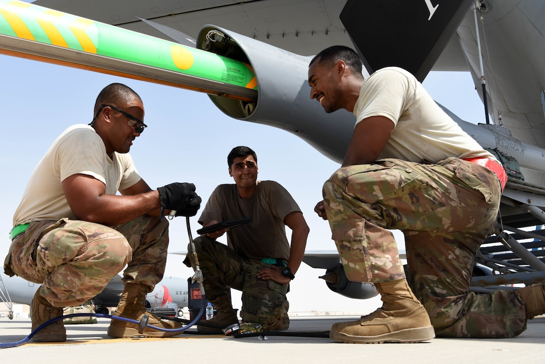 Delivering combat resources to the warfighter