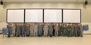 Intelligence, Surveillance and Reconnaissance personnel from 22 organizations across the Indo-Pacific theater including U.S. Air Force, U.S. Navy, and Japan's Air, Maritime, and Ground Self-Defense Forces attended the inaugural Fifth Air Force joint, bilateral ISR symposium, Yokota Air Base, May 30-31, 2019. In an effort to meet the symposium objectives, the participants outlined key information sharing processes and conducted a table-top exercise to determine areas for increased cooperation, ultimately identifying solutions to pursue in future, joint ISR collaboration.