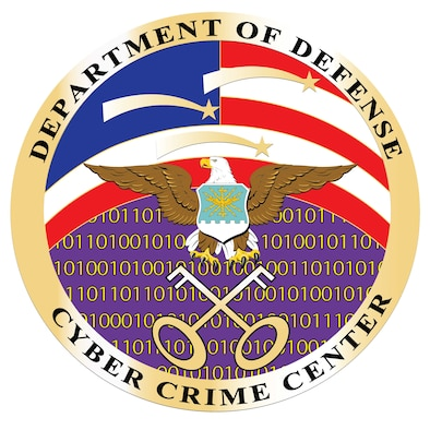 The AFOSI Inspector General's Office and AF Inspection Agency conducted a Continuing Evaluation Inspection of the DOD Cyber Crime Center March 25, 2019. Following interviews with DC3 personnel who provide oversight for the organization's programs, policies and procedures, the end result was no discrepancies. (DC3 graphic)
