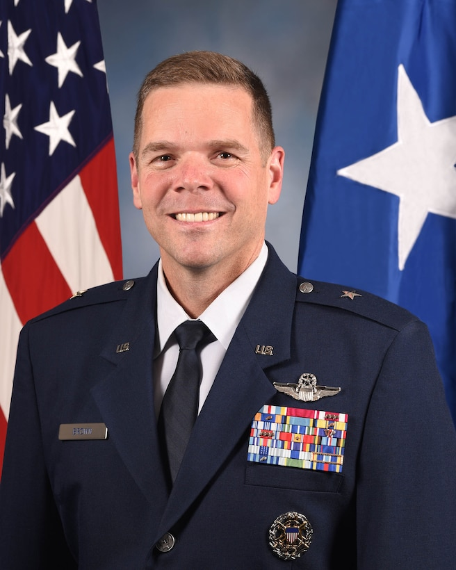 Brig Gen Charles Brown Jr.