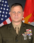 Colonel Michael J. Jernigan Command Photo
