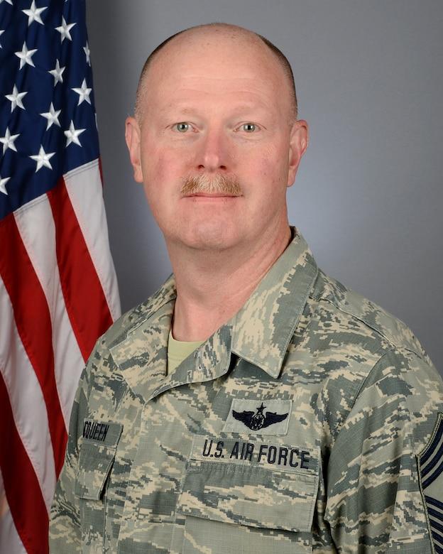 Chief Master Sgt. Ed McQueen, JFHQ-SC