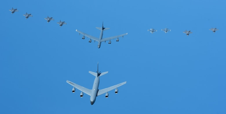 Okies support NATO exercise