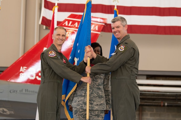 Col. Casey Assumes Command