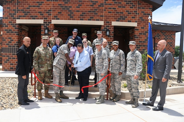 Dyess opens new temporary lodging facilities