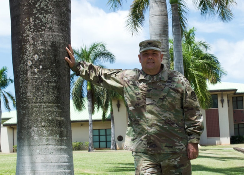 Why I Serve: U.S. Army Reserve Col. hangs up ice skates to serve his country