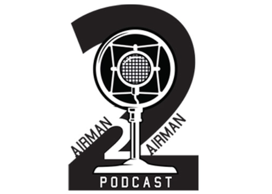 Airman to Airman podcast plans to release a 20 minute episode every two weeks. Podcast themes will include volunteer opportunities, outdoor recreation, places to visit off base, education benefits and much more.