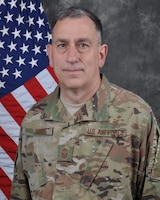 Senior Master Sgt. Gregory Rose, 445th Logistics Readiness Squadron, vehicle maintenance flight chief, is the 445th Airlift Wing Senior NCO of the quarter, first quarter CY 19.