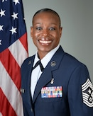 Chief Master Sgt. Rochelle Hemingway, 28th Bomb Wing Command Chief