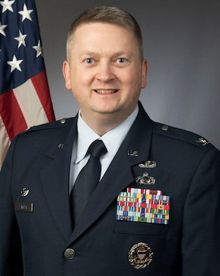 Col. Max Pearson is the commander of the 480th Intelligence, Surveillance and Reconnaissance Wing, Joint Base Langley-Eustis, Virginia.