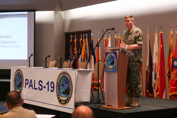 Pacific Amphibious Leaders Symposium