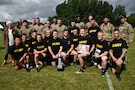 Remembrance Bowl 2019, Carentan, France