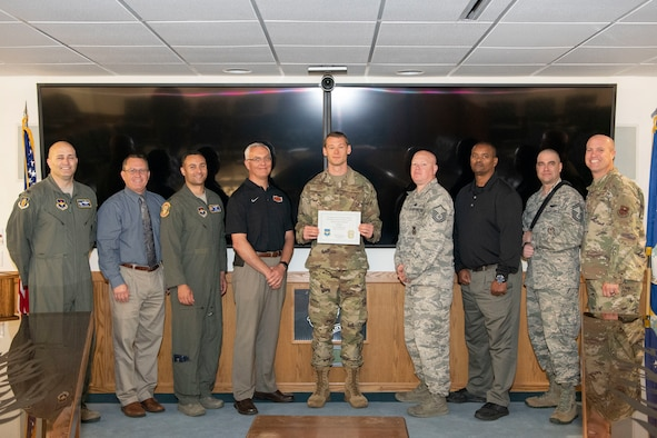 97 AMW IG team wins annual award