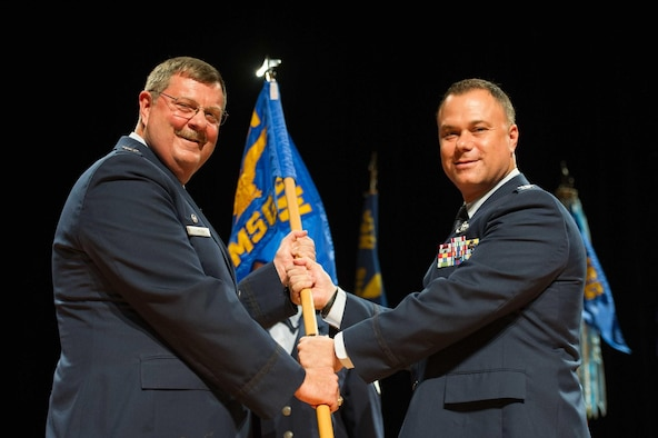 315th Mission Support Group changes commanders
