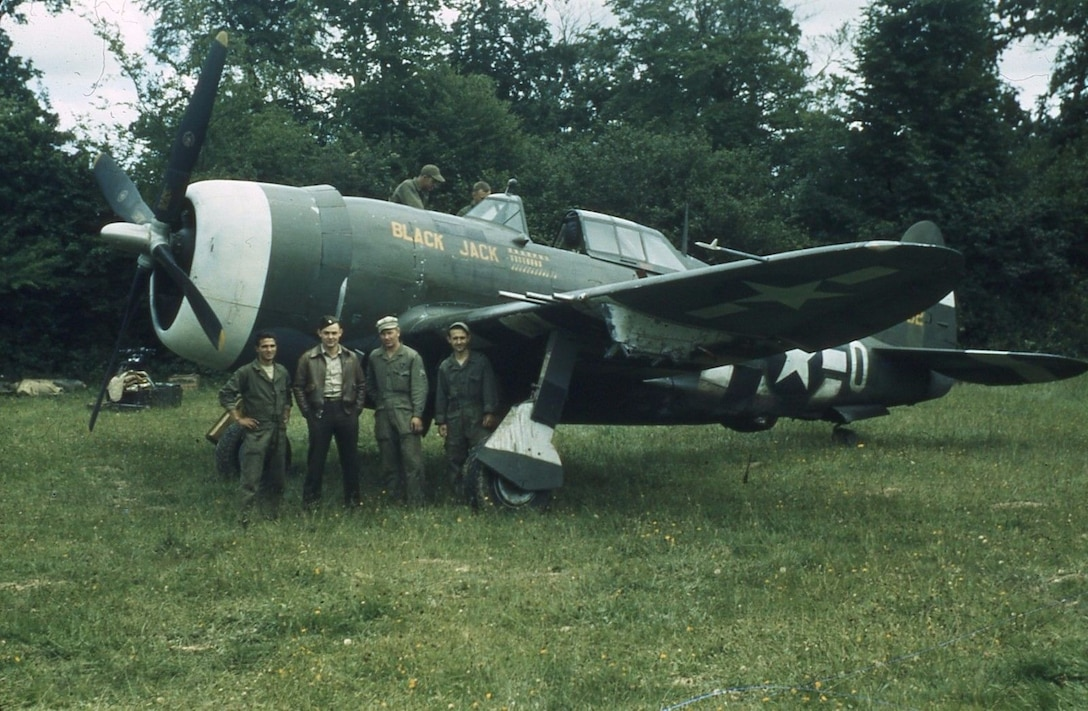 The 371st Fighter Group in Operation Overlord: Remembering Normandy at 75