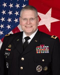 Acting Commanding General