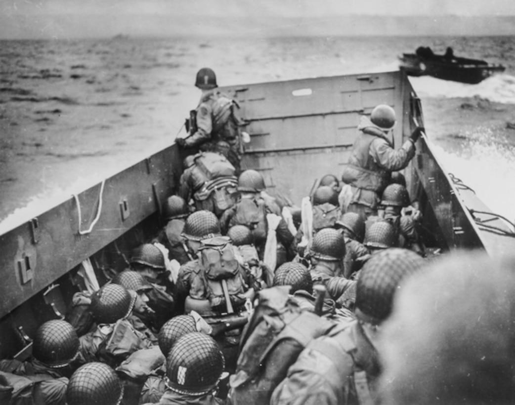 D-Day landing 1944