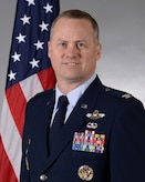Official photo of Col. Jason T. Mills