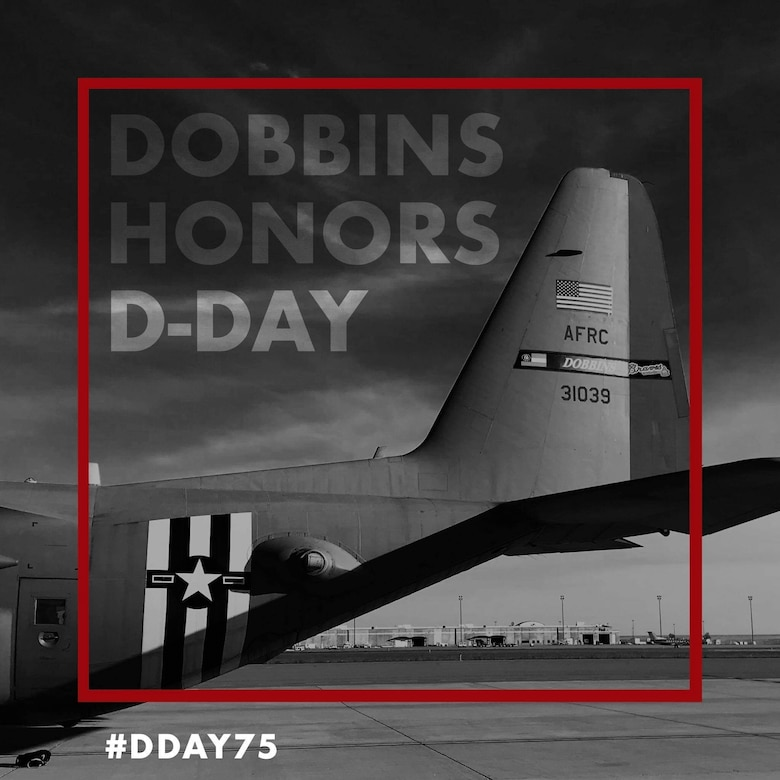 Dobbins honors D-Day