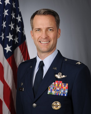 Col. Stephen R Jones, 432nd Wing and 432nd Air Expeditionary Wing commander. (U.S. Air Force photo)