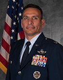 23d Wing Vice Commander